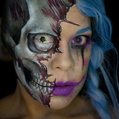 candys carnival afterlife fx makeup clown youtube undead