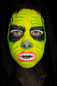 ben cooper phantom of the opera mask makeup suva beauty halloween uv face paint
